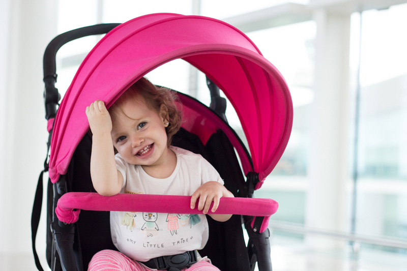 Wózek dziecięcy Baby Monsters Compact