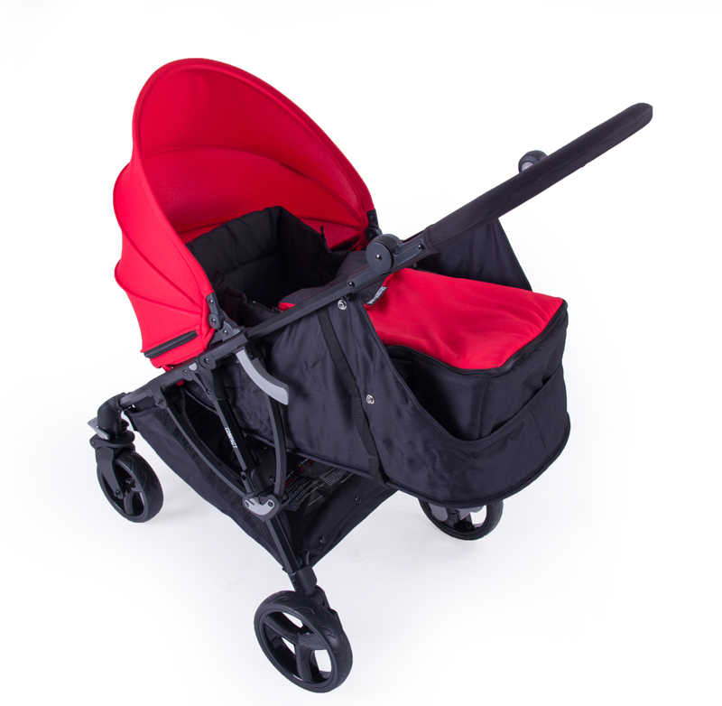 Baby Monsters Compact + Soft Carrycot