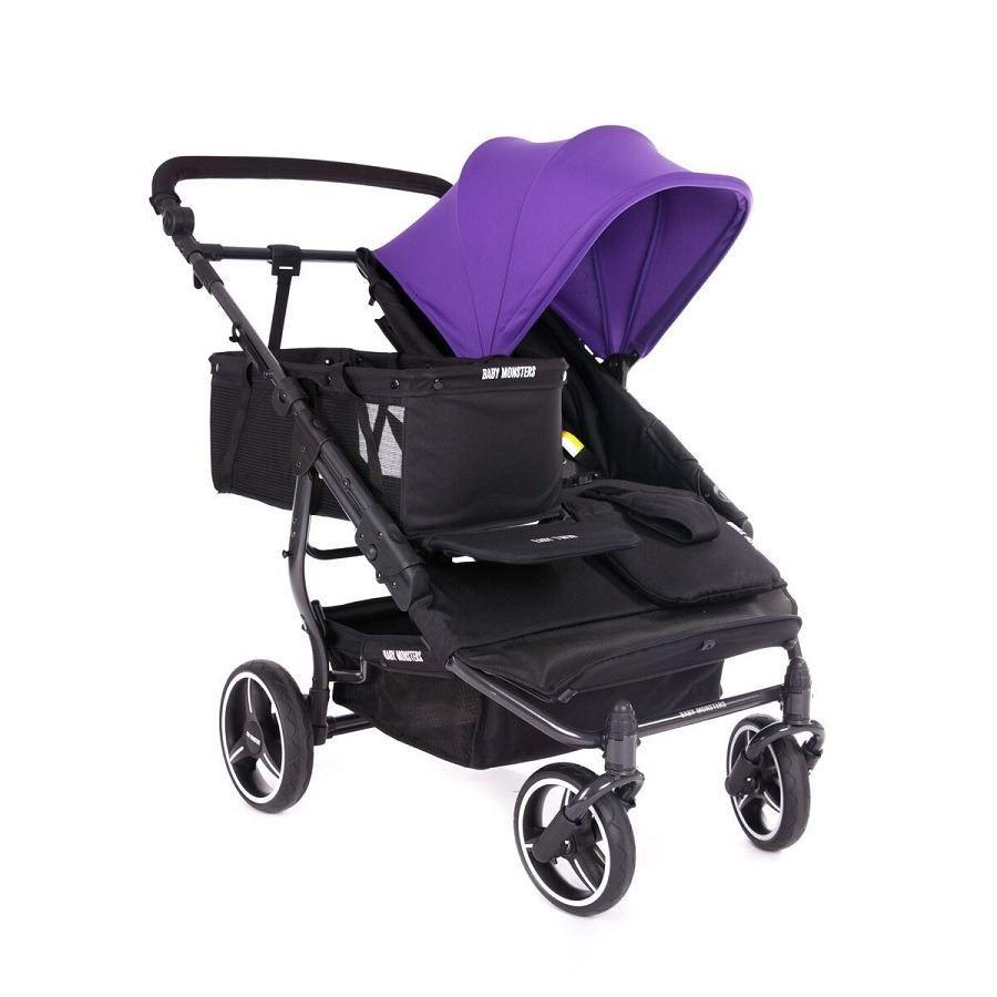 Wózek dziecięcy Baby Monsters Easy Twin