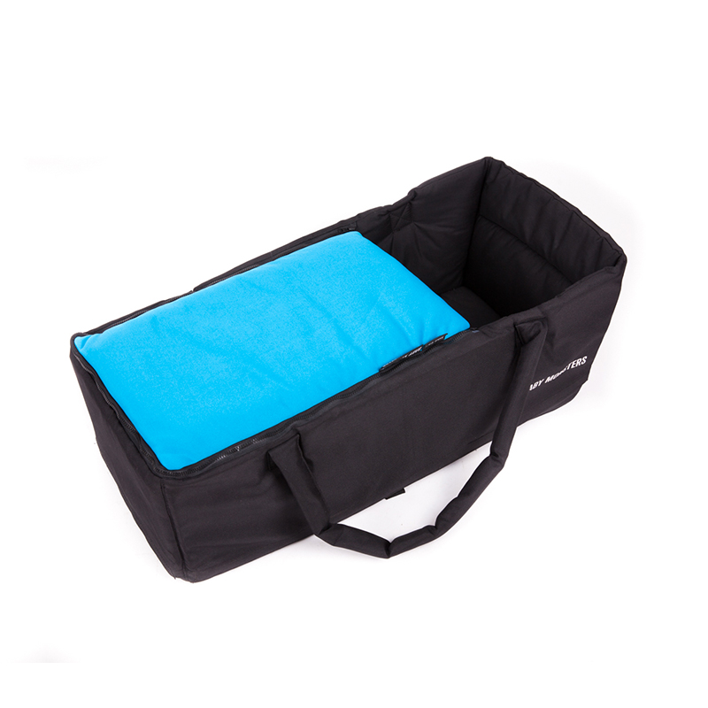 Baby Monsters Soft Carrycot
