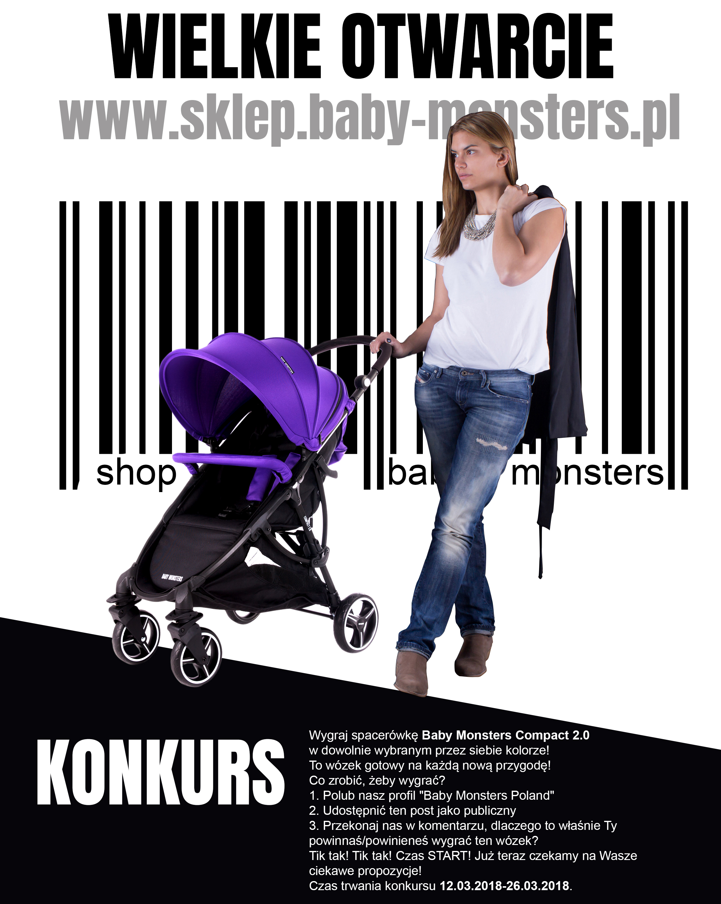 sklep internetowy Baby Monsters