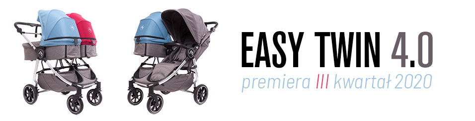 Baby Monsters Easy Twin 4.0 premiera